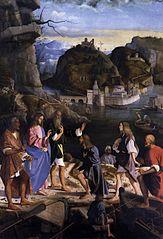 Призвание сыновей Зеведеевых