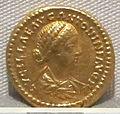 Marco aurelio e lucio vero, aureo per lucilla, 164-169 ca. 05.JPG