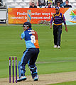 Marcus North and Adil Rashid (14337811452).jpg