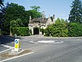 Maresfield - entrance to Maresfield Park - geograph.org.uk - 20985.jpg