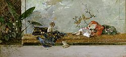 Marià Fortuny: The Painter's Children in the Japanese Room