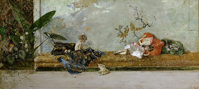 File:Mariano Fortuny The Artist's Children in the Japanese Salon.jpg