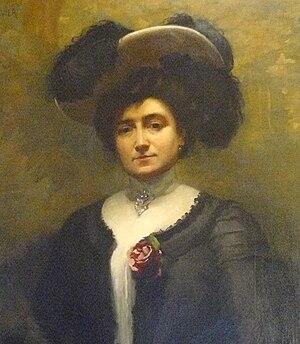 Marie-Louise Jaÿ - Marie-Louise Jay in 1903 by Jeanne-Madeleine Favier (1863–1904)