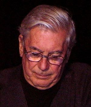 Mario Vargas Llosa-2