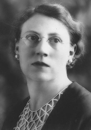 Marjorie Barnard - Marjorie Barnard, c. 1935