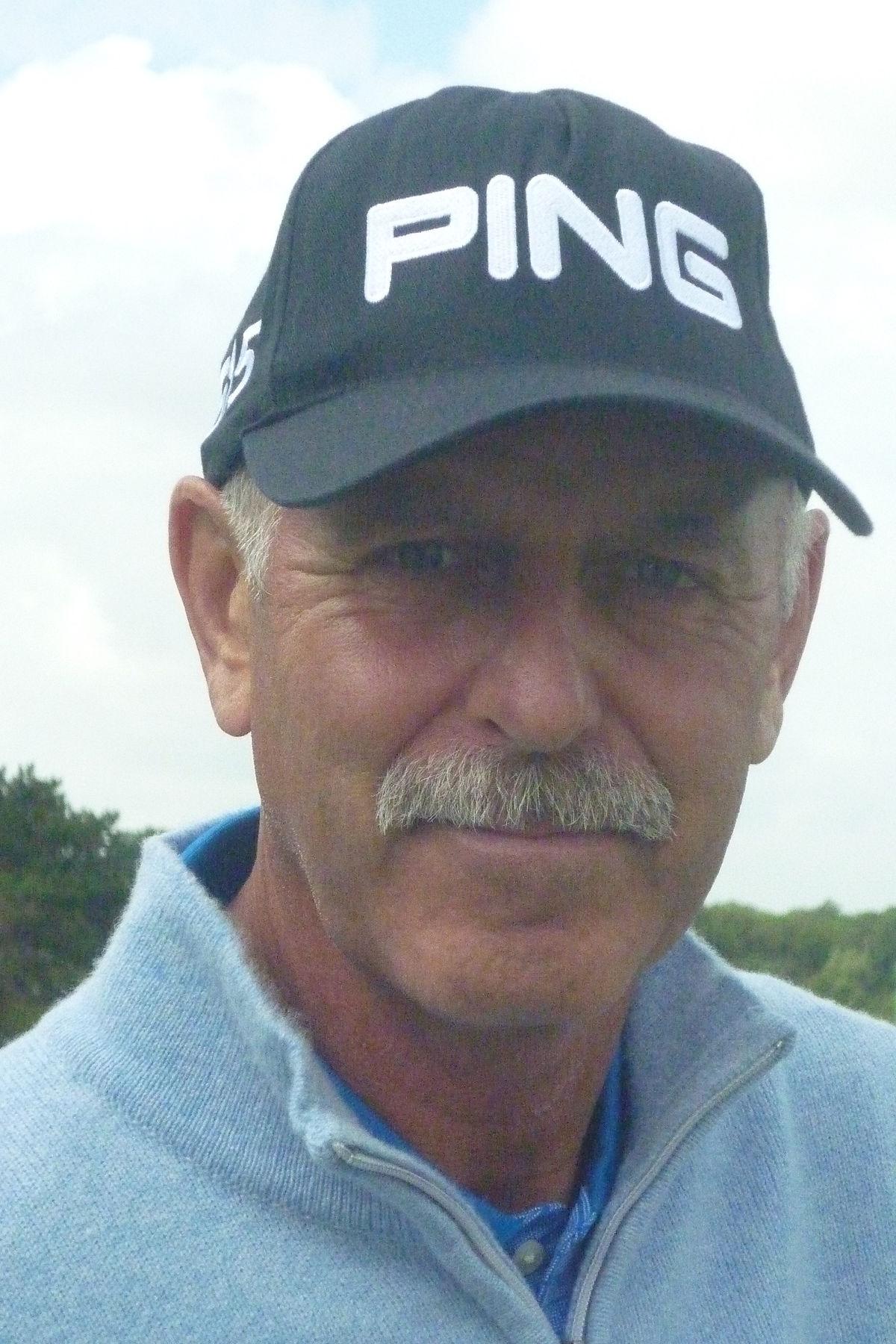 mark james  golfer