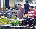 Market Produce, Debe Market, Trinidad and Tobago.JPG