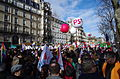 Marriage equality demonstration - 27-01-2013 - Cortège PS - 2.JPG