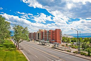 University of Utah Honors College - Image: Marriott Honors Community