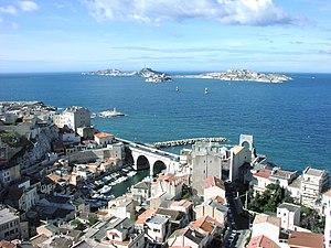 Roadstead - Image: Marseilles Rade