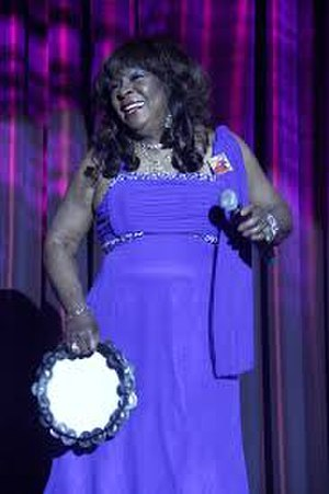Martha Reeves - Reeves in March 2014