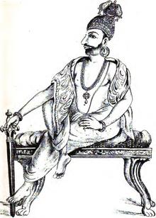 Anizham Thirunal Veerabaala Marthanda Varma (1706–7th Jul 1758)