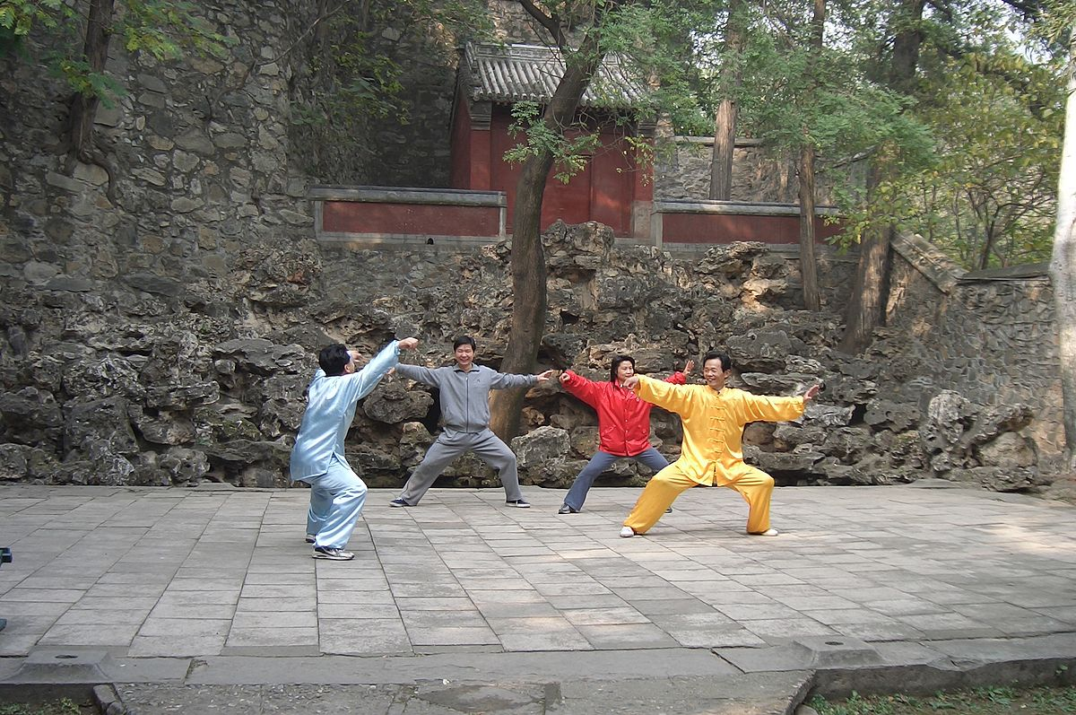 Liste des arts martiaux chinois wikip dia for Maitre art martiaux chinois