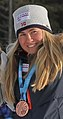 Martine Engebretsen Lillehammer 2016 Cross country sprint classic women medalists (24439047694) (cropped).jpg