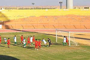 Al-Arabi (Saudi Arabia) - Match between the Al-Arabi and Sdoos in Saudi Division 2.