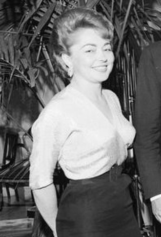 AmfAR, The Foundation for AIDS Research - Mathilde Krim in 1962, the year she departed Cornell Medical College