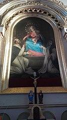 Obraz Matki Bożej Różańcowej w Kozińcu