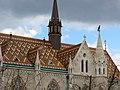Matthias Church roof, 2013 Budapest (224) (13228527685).jpg