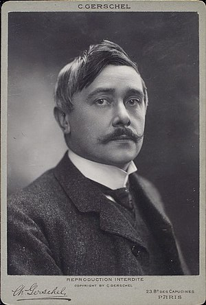 Maurice Maeterlinck - Maeterlinck early in his career
