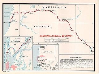 Mauritania–Senegal border
