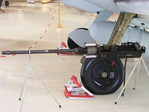 MG 151 cannon - MG 151/20