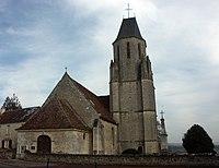 Mauves-sur-Huisne, Orne, église Saint Pierre bu 101.jpg