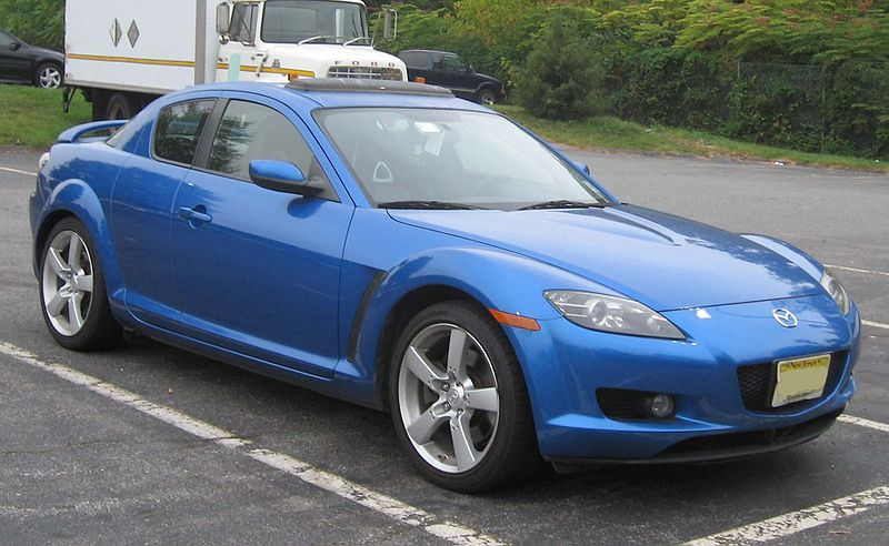 cars 39 n 39 muzik unlimited car of the month mazda rx8. Black Bedroom Furniture Sets. Home Design Ideas