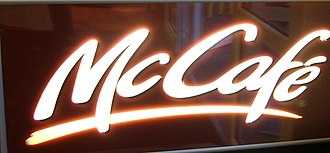 Charlie Bell (businessman) - Bell introduced the McCafé to McDonald's