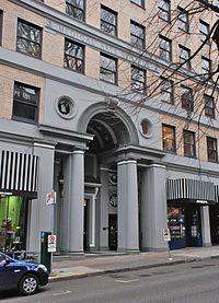 Medical Arts Building (Portland) entrance.jpg