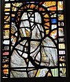 Medieval stained glass, Abbotsbury.JPG