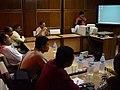 Meeting With Pusat Sains Negara And NCSM Officers - NCSM - Kolkata 2003-09-22 00318.JPG