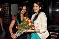 Meghna Pant,Sagarika Ghatge at 'One & a half wife' book launch (5).jpg