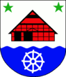 Coat of arms of Mehlbek