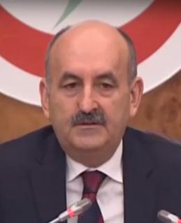 Mehmet Müezzinoğlu Physician, politician