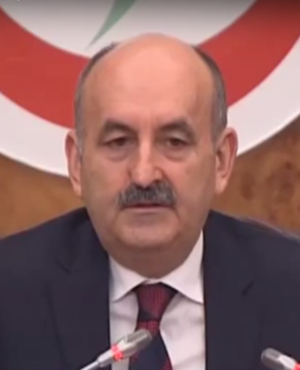 Mehmet Müezzinoğlu - Image: Mehmet Müezzinoğlu