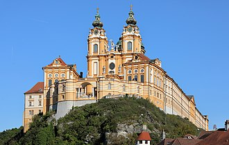 Wachau - Melk Abbey