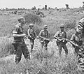 Member of AATV providing field training for South Vietnamese soldiers in September 1968.jpg