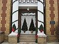 Mendon Union Town Hall entrance.jpg