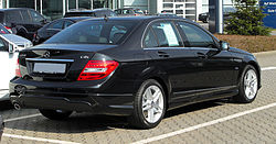 mercedes benz c sarja w204 wikipedia. Black Bedroom Furniture Sets. Home Design Ideas
