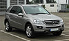 Mercedes-Benz ML 320 CDI 4MATIC (W 164) – Frontansicht, 27. April 2011, Velbert.jpg