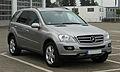 Mercedes-Benz ML 320 CDI 4MATIC (W 164) – Frontansicht, 27. April 2011, Velbert.jpg