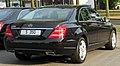 Mercedes S 350 (W221) Facelift rear 20100710.jpg