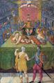 Merecimento dos feitos da Índia - ilustração ao Canto XXI, Svcesso do Segvndo Cerco de Div, Jerónimo Côrte-Real, 1574 (cropped).png
