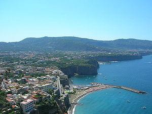 Meta, Campania - Image: Meta (NA)
