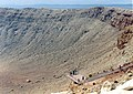 Meteor Crater, Along Old Rt. 66, Winslow, AZ 2005 (6589849949).jpg