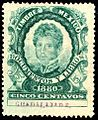 Mexico 1880 revenue F74 Guadalajara.jpg