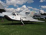 MiG-105 at Central Air Force Museum pic4.JPG