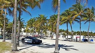 Miami Beach Police Department - Image: Mia pol 2