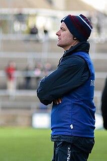 Micheál Donoghue Irish hurler and manager