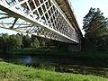 Mickūnų tiltas, iš apačios.JPG